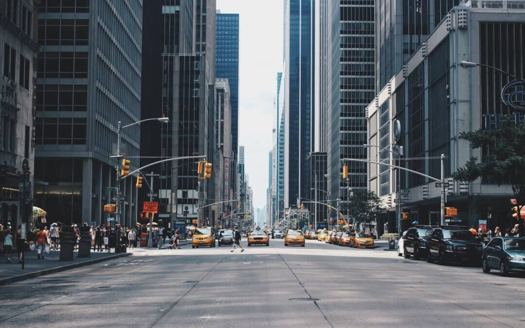New York City Accessibility : Are Pedestrian Crossings Safe for Blind People?
