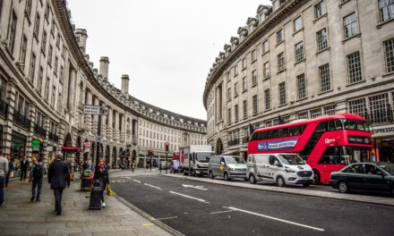 London's Policy for Accessible Pedestrian Crossings