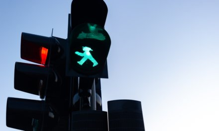 How Do the Blind Safely Cross the Road?