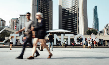 How Does the City of Toronto By-law Secure Pedestrian Crossings For Blind People?