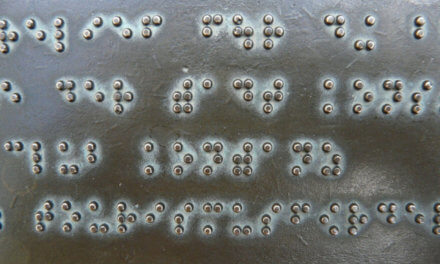 Everything You Have Always Wanted to Know on Braille Mysterious Writing